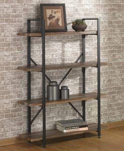 Industrial Bookshelf