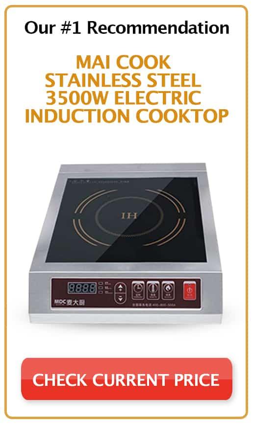 Mai Cook Induction Cooktop Sidebar