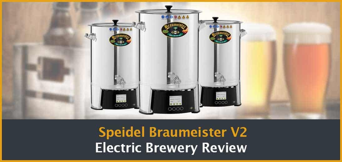 Speidel Braumeister V2 Electric Brewery Review Cover Image