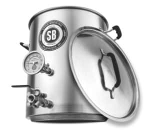 Spikes Brewing 15 Gallon Kettle