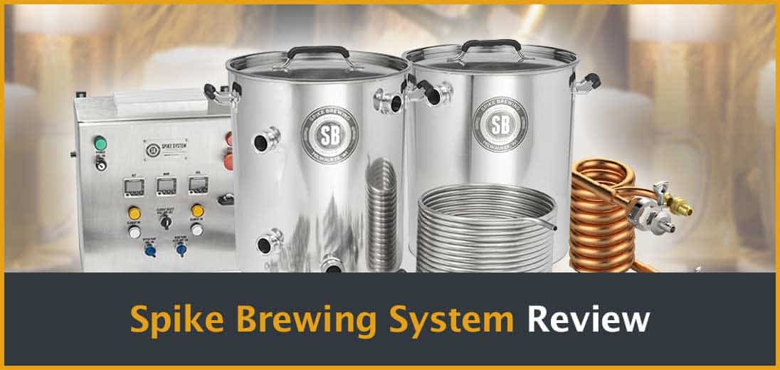 Spike Brewing System Review Cover Image