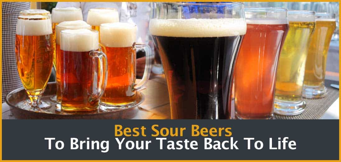 Best Sour Beers Cover Image