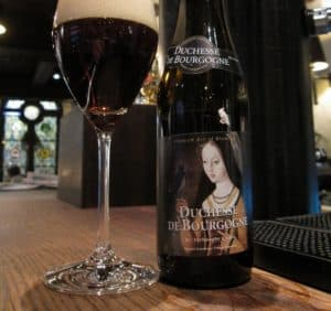 Duchesse de Bourgogne sour craft beer