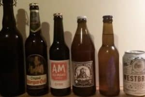 Gose sour beers