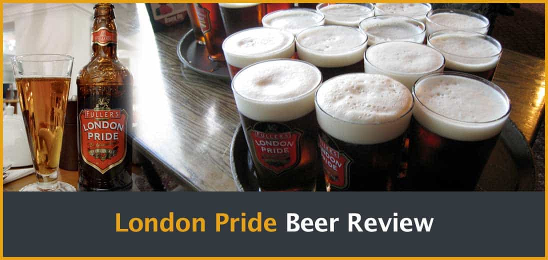 London Pride Beer Review Cover Image