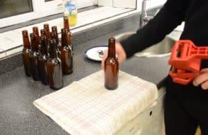 bottling the diy cider