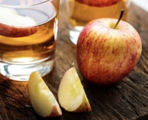 diy cider with apples