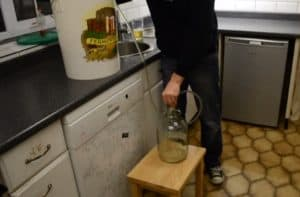 Syphoning the Liquid