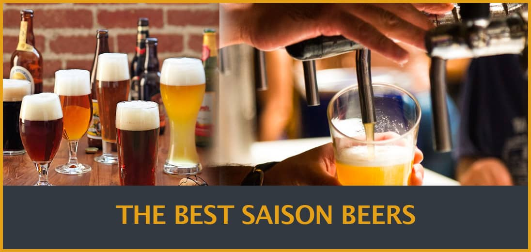 The Best Saison Beers