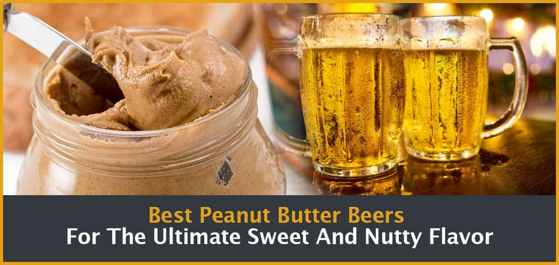 Best Peanut Butter Beers Cover Image