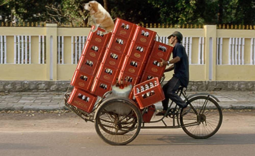 beer delivery door to door