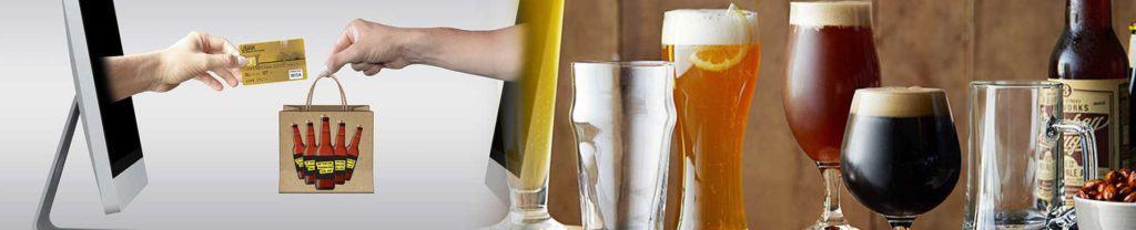 ordering beer online