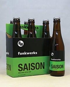 6 funkwerks bottles