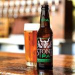 Stone IPA beer