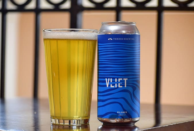 Threes Brewing Vliet