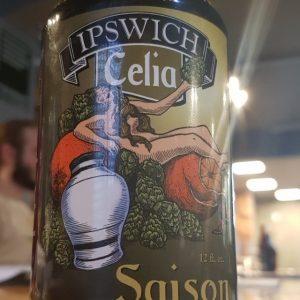 Celia Saison Ipswich Ale Brewery