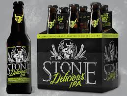 Delicious IPA Stone Brewing