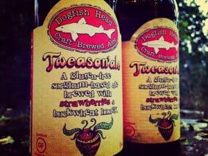 Tweason'ale Dogfish Head Brewery