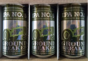 IPA Range Ground Breaker Brewery