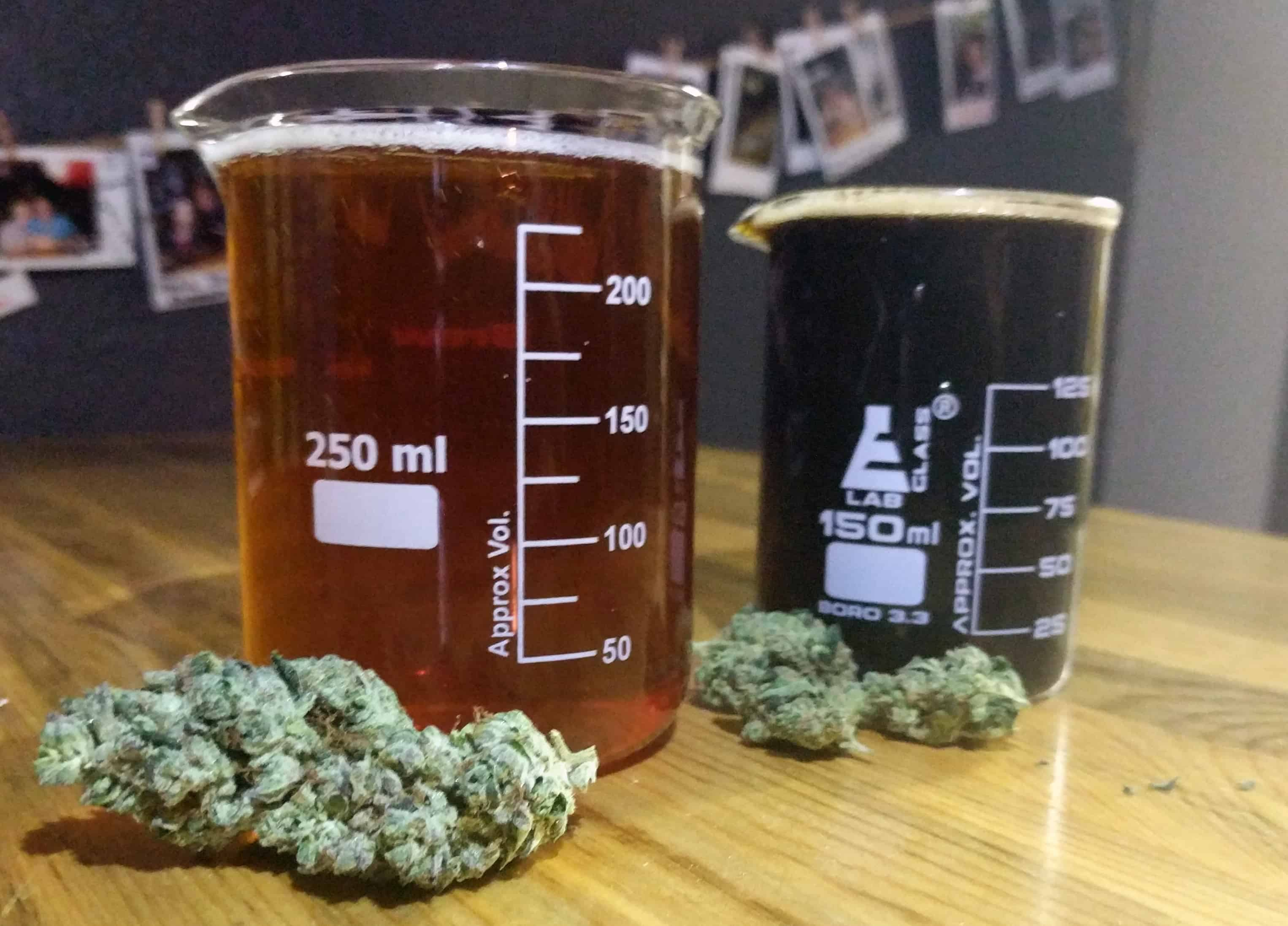 cbd marijuana beer