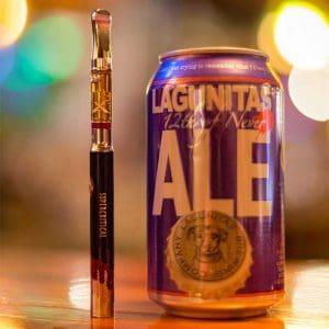 super critical ale lagunitas marijuana hemp beer