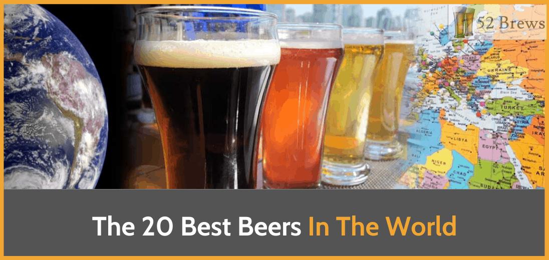 52brews list of best beers in the world