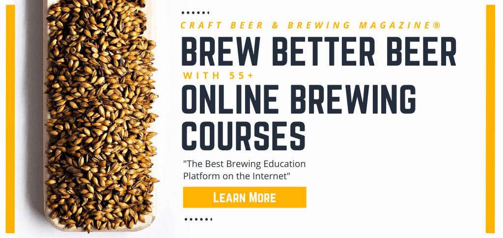 homebrewing course how to make beer
