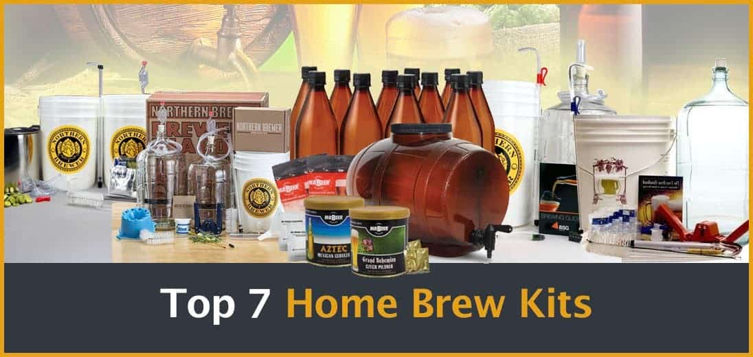 top home brewing kits