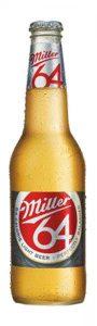 Miller 74 low-calorie beer