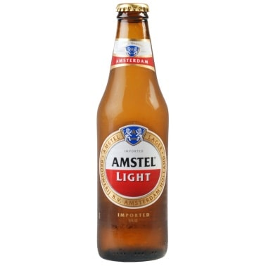 amstel light low-calorie beer