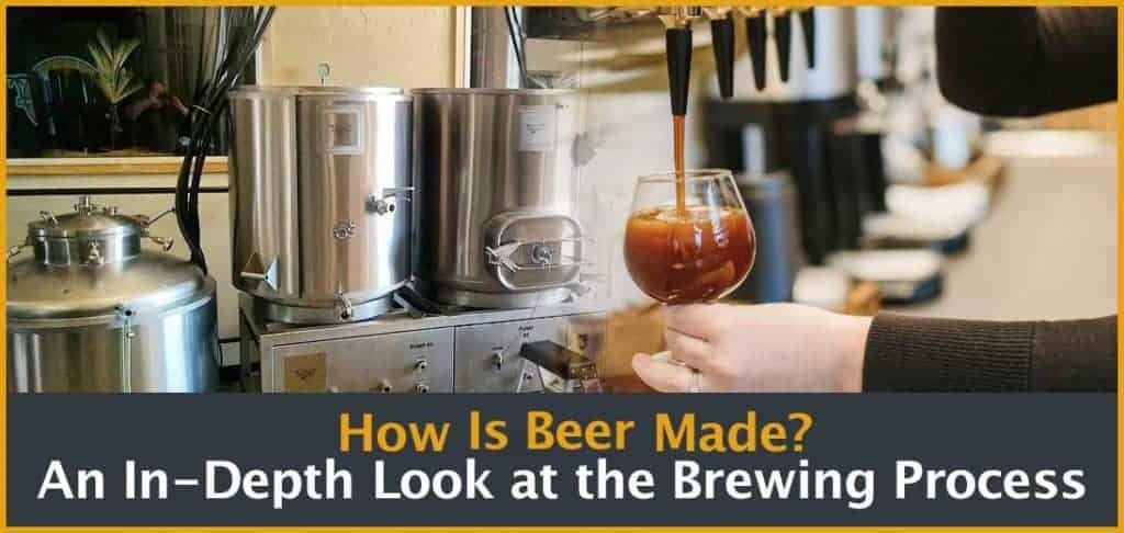 how beer is made tutorial