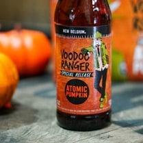 pumpkin beer voodoo ranger