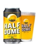half dome wheat beer