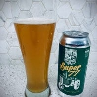 super 77 wheat beer