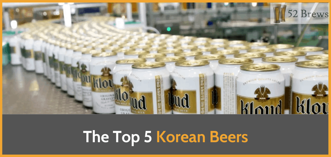 top 5 korean beers review