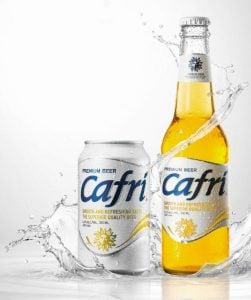 Cafri Korean Beer