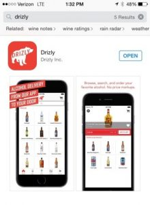 Drizly Beer Delivery Service