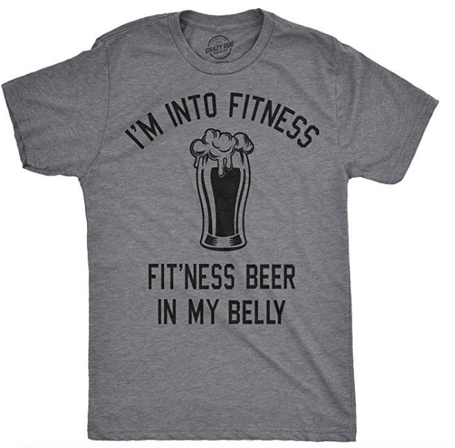 i'm into fitness shirt