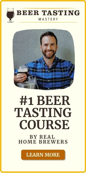 Beer Tasting Mastery Course ad