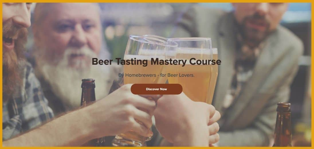Beer Tasting Mastery course review 52Brews