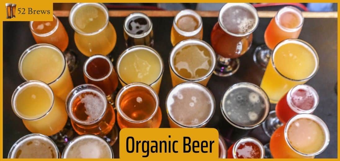 Organic Beer 52brews