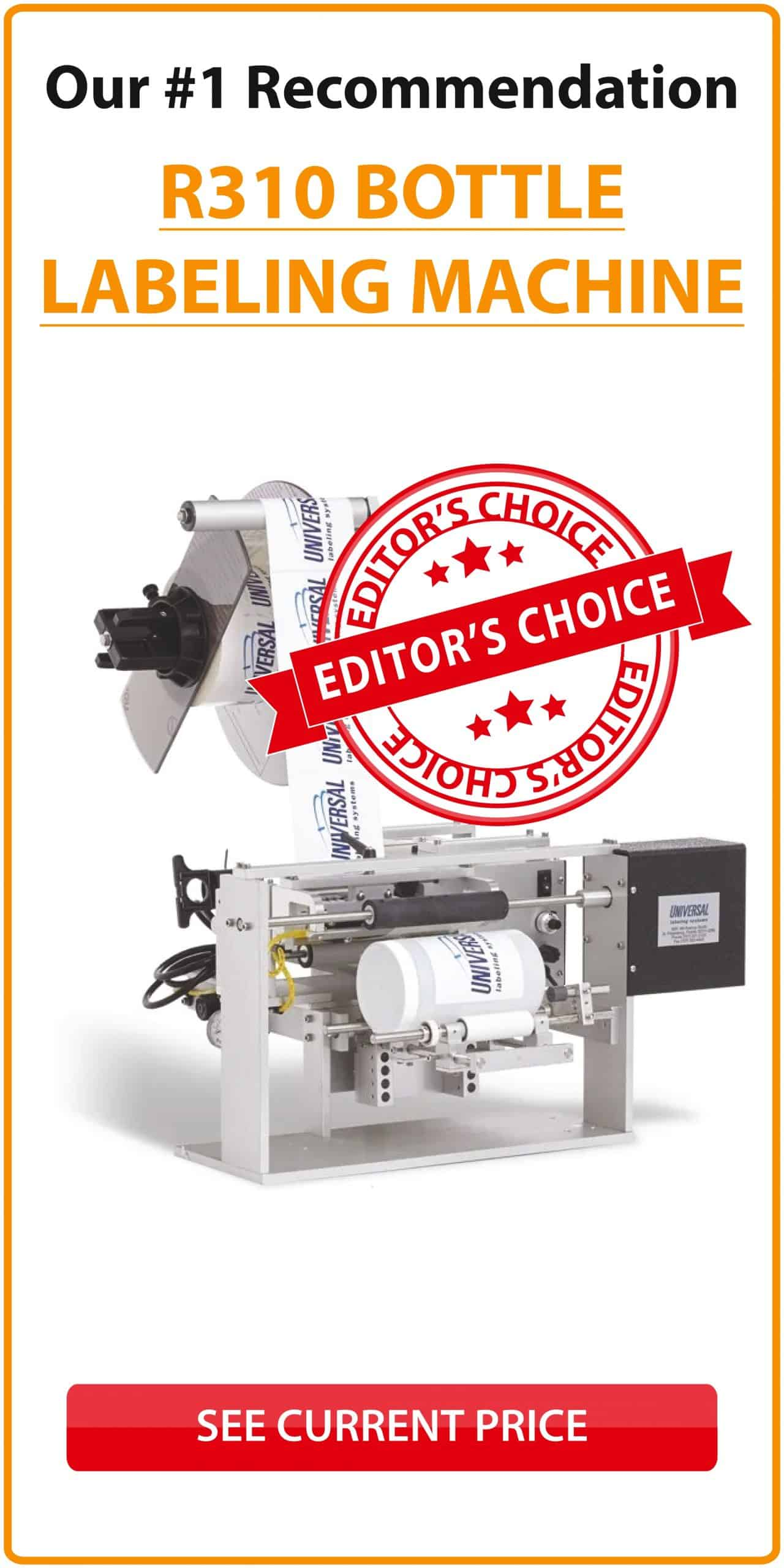 Sidco Labeling Bottle Labeling Machine_Editors Choice