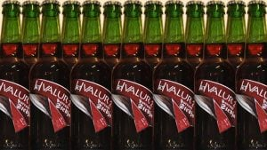 Hvalur Whale Testicle Beer