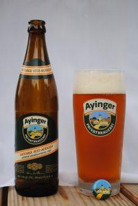 Top 10 German Beers - Ayinger Marzen