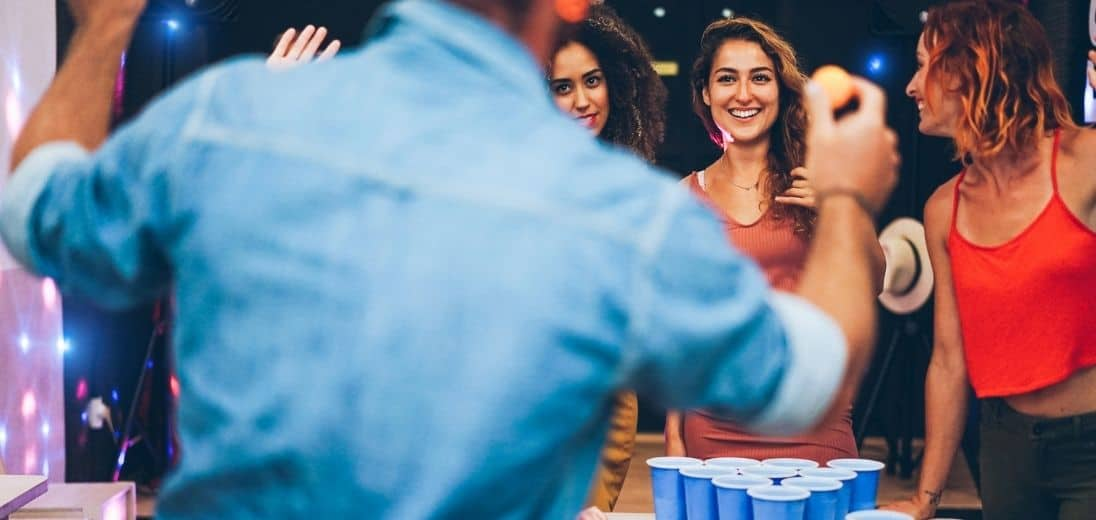 Basic Rules - How Does Beer Pong Work?