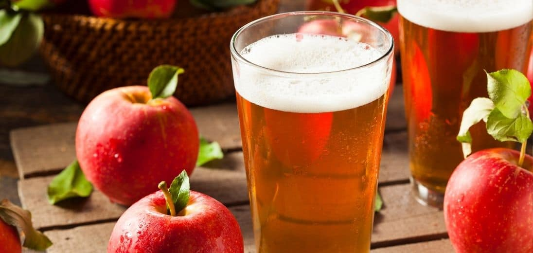 What are the Different Types of Hard Cider?
