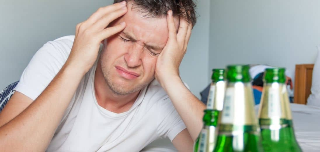 Does Dehydration Cause My Hangover?