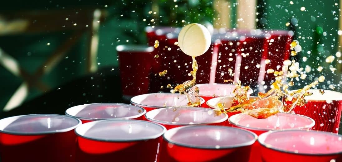 How Does Beer Pong Work?