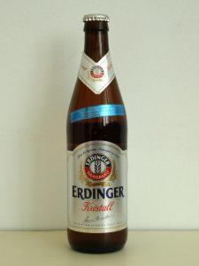 Top 10 German Beers - Erdinger Kristall