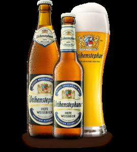 Weihenstepahner Hefeweissbier - Top 10 German Beers